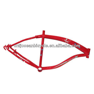26 Beach Cruiser Bicycle Frames OC015