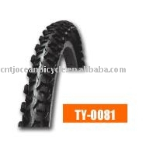 rubber bicycle tyre / tire