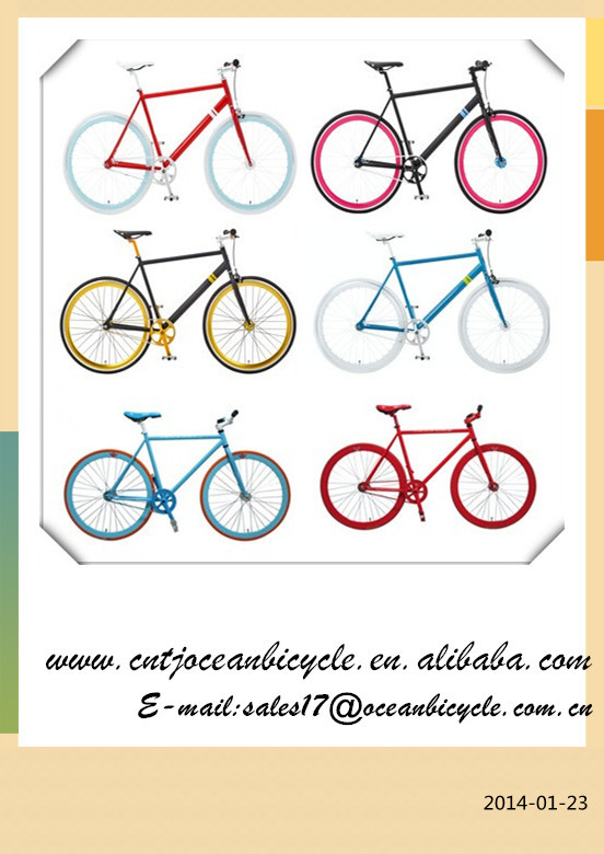 HOT !!! fixed gear bike/fixed gear/fixed gear bicycle for sale