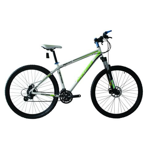 Aluminum Frame Disc Brake 24 Speed Mountain Bike