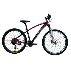 Full Alloy suspension bicycle mountain bike