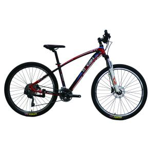 Full Alloy suspension bicycle mountain bike