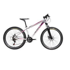 26 aluminium 21 speed mountaion  bike