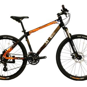 Aluminum Frame Disc Brake 24 Speed Mountain Bike