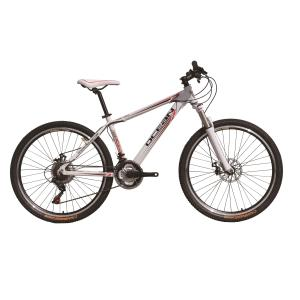 Alloy full suspension MTBbike