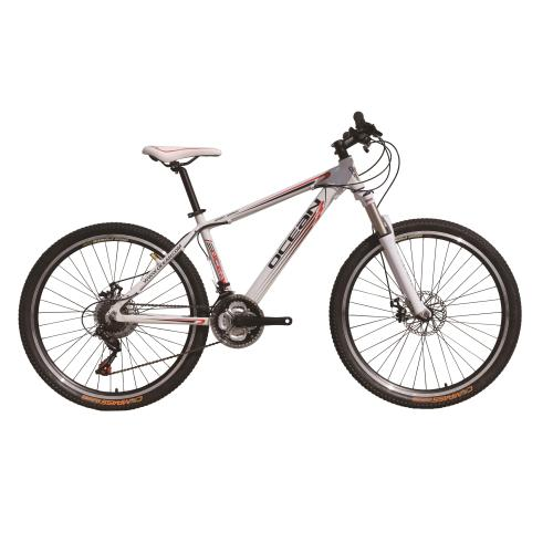 26 INCHES ALLOY FULL SUSPENSION MOUNTAIN BIKE