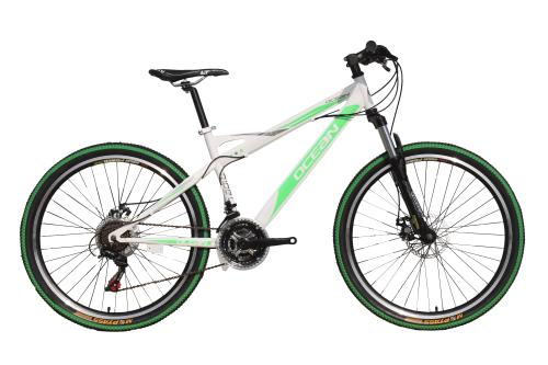 2017 hot sale MTB bicycle with highten steel
