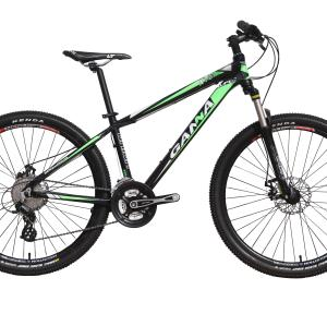 Alloy full suspension MTB bike