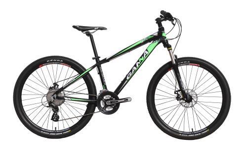 26 inch Alloy full suspension MTB bike