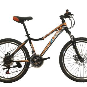 Hot selling 24 inch HI-TEN STEEL mtb bike