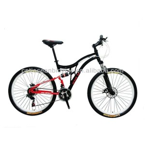 26 INCHES STEEL  FRAME MOUNTAIN BIKE