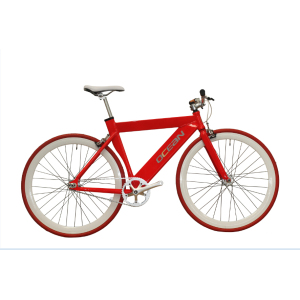 Death Red Fixed bike