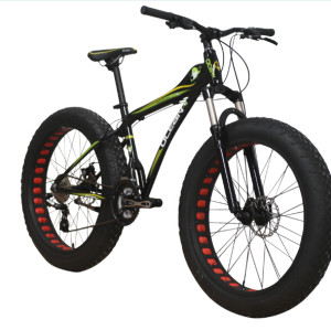 2017 new design FAT BIKE 4.0 SNOW BIKE