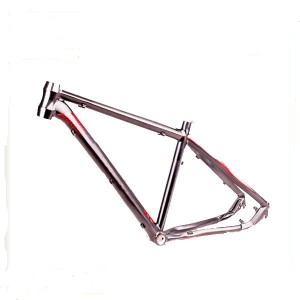 ISO EN CE china factory aluminum alloy mountain bike frame bicycle tube