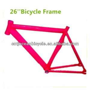 China Tianjin Bicycle Frame/Steel Frame/Steel Bicycle Frame/Raw Bicycle Frame