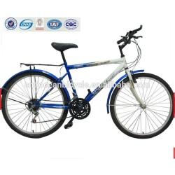 Tianjin Factory USD40 Cheap 18 Speed Mountain Bike