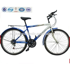 Tianjin Factory USD40 Cheap 18 Speed Mountain Bike