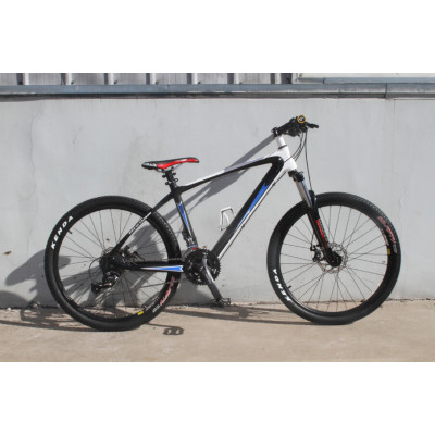 2016 new design carbon mountain bike