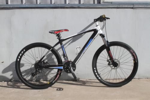 2016 new design carbon mountain bike