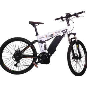 New Design Patent Hummer E-bike