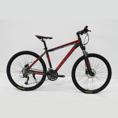 26 INCH ALLOY FRAME Mountain bike SHIMANO HYDRAULIC BRAKE M315