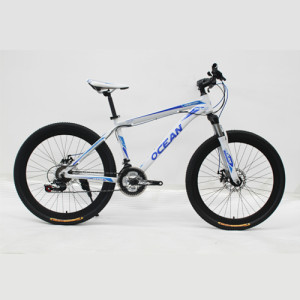 26 INCH ALLOY FRAME Mountain bike EZ-FIRE EF500 SHIFTER