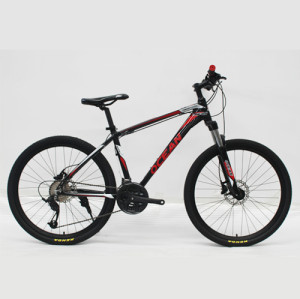"26""ALLOY FRAME Mountain bike CHINESE 27 GEARS SYSTEM"