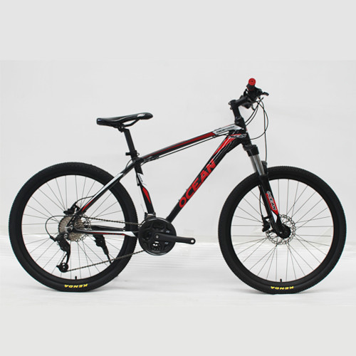 26 INCH ALLOY FRAME Mountain bike CHINESE 27 GEARS SYSTEM