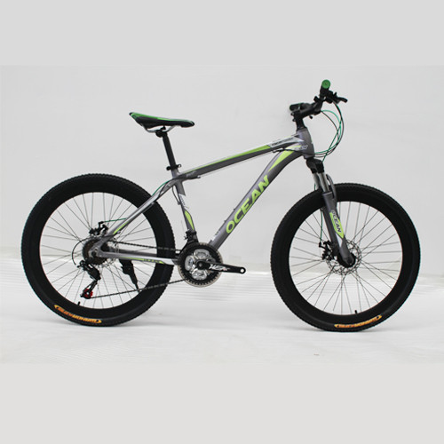 26 INCH ALLOY FRAME Mountain bike SHIMANO EZ-FIRE SHIFTER 21S MTB BICYCLE