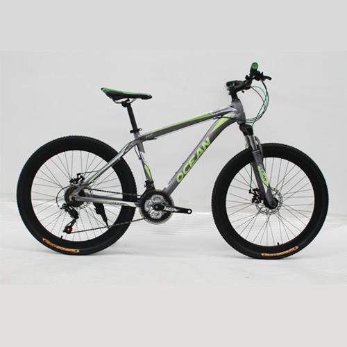 26 INCH ALLOY FRAME Mountain bike SHIMANO EZ-FIRE SHIFTER 21S MTB BICYCLE