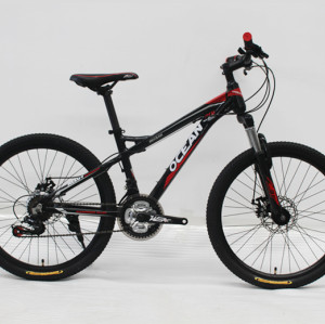 24 INCH ALLOY FRAME Mountain bike SHIMANO EZ-FIRE 21S GEAR