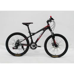 "24""ALLOY FRAME Mountain bike SHIMANO EZ-FIRE 21S GEAR"