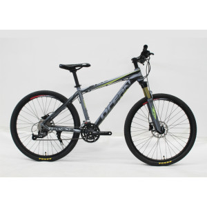 26 INCH ALLOY FRAME AND SUSPENSION FORK 27S MOUNTAIN BIKE