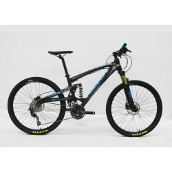 """26""""FULL SUSPENSION ALLOY MOUNTAIN BIKE DEORE 30S SYSTEM"""