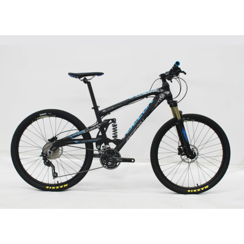 26 INCH FULL SUSPENSION ALLOY MOUNTAIN BIKE DEORE 30S SYSTEM