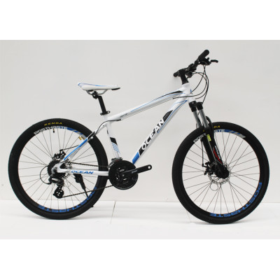 26 INCHEES ALLOY FRAME AND SUSPENSION FORK 24 SPEED MOUNTAIN BIKE