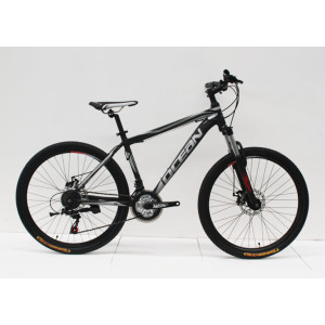 "26""ALLOY FRAME MOUNTAIN BIKE MECHANICAL LOCK OUT SUS FORK"