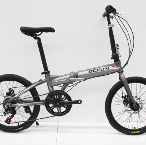 20 INCH FOLDING BIKE SLRS35 21 SPEED