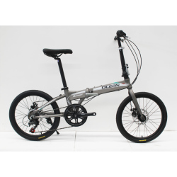 "20""FOLDING BIKE SLRS35 21 SPEED"