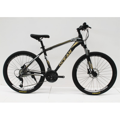 26 INCH ALLOY FRAME AND SUSPENSION FORK 27 SPEED MOUNTAIN BIKE MTB BICYCLE
