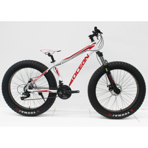 "26""FAT BIKE ALLOY SUSPENSION FORK MOUNTAIN BIKE"