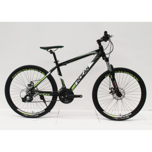 "26""ALLOY FRAME AND STEEL SUS FORK MOUNTAIN BIKE"