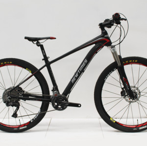 "27.5""CABON FIBER FRAME MOUNTAIN BIKE"