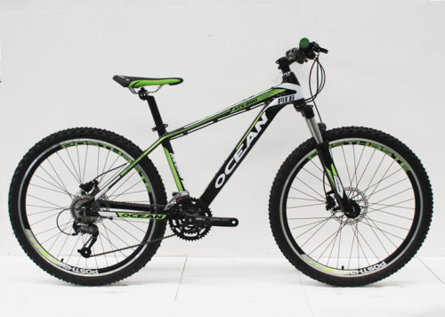 """26""""ALLOY FRAME  MECHANICAL LOCK OUT SUS FORK MOUNTAIN BIKE"""