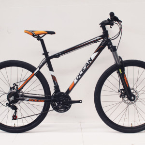 "27.5""ALLOY FRAME STEEL MECHANICAL LOCK OUT FORK MOUNTAIN BIKE"