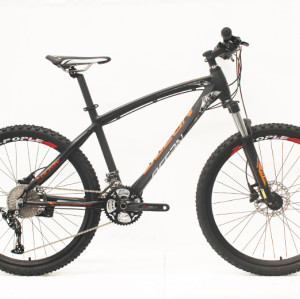 26 INCH ALLOY FRAME MECHANICAL LOCK OUT FORK MOUNTAIN BIKE