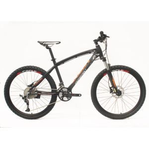 ALLOY FRAME MECHANICAL LOCK OUT FORK MOUNTAIN BIKE