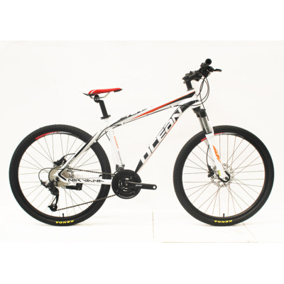 "26""ALLOY FRAME ALLOY MECHANICAL LOCK OUT FORK MOUNTAIN BIKE"