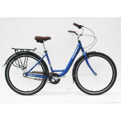 700C STEEL FRAME  STEEL FORK RIGID CITY BIKE OC-17RS7003SF