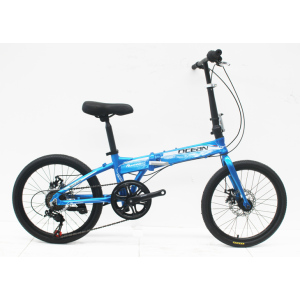 "20""ALLOY FOLDING BIKE FRAME STEEL RIGID FORK FOLDING BIKE"